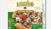 One of the pizza's recalled by Annie's