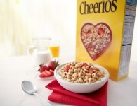 """The simple and unique nature of our product made it possible to label original Cheerios as not being made with genetically modified ingredients,"" said General Mills in a statement on Cheerios.com. Photo from Cheerios.com"