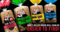 Flowers Foods To Acquire Dave's Killer Bread