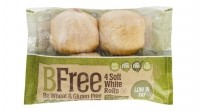 BFree launched in the US with rolls, loaves, wraps and bagels