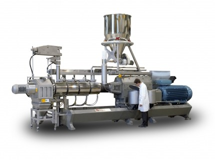 High Capacity Extruder Responds To Growth In Cereals And