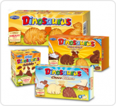 Galletas Artiach's Dinosaurus biscuits