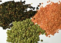 Greener than many other sources of protein thanks to their ability to 'fix' nitrogen, pulses are also packed with fiber and protein, low in fat and gluten free