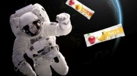 NASA has cleared That's It bars as a suitable snack for astronauts working on the International Space Station