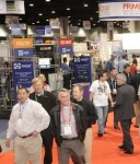 Business is brisk at the International Production & Processing Expo.