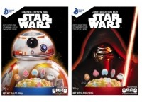 Round-up of Star Wars: The Force Awakens snacks and cereals