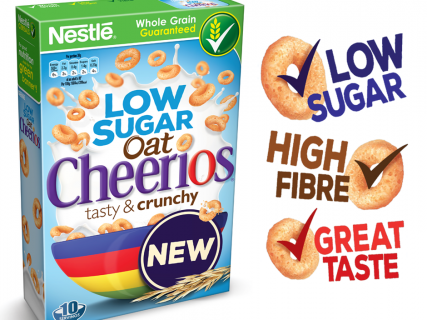 Low-sugar oat Cheerios: Timing 'absolutely right', says Mintel